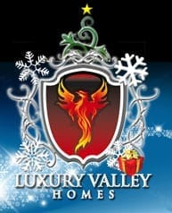 Luxury Valley Homes - Merry Christmas