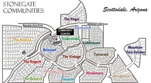 Stonegate Community Map