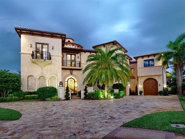 Architectural styles of arizona real estate scottsdale for Mediterranean stucco