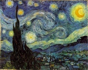 Vincent van Gogh Art – The Housing Market – Terrifying?