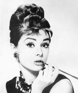A Timeless Beauty: Audrey Hepburn