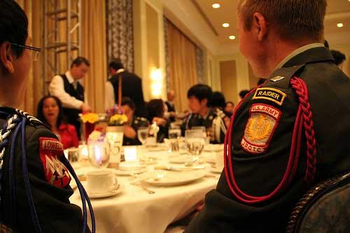 Scottsdale's SASSI Complimentary Dinner to the Veterans
