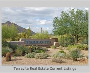 Terravita Real Estate Entrance