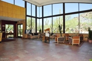 Winfield Estates Clubhouse Lobby