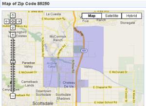 Scottsdale Real Estate 85250