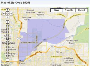 Scottsdale Real Estate 85256