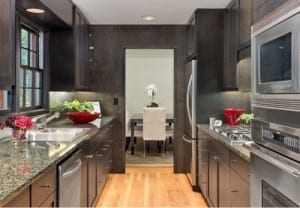 Kitchen - Luxury Valley Homes