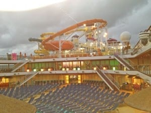 Carnival Magic Water Park