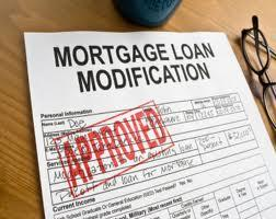 The Meaning of Mortgage Loan Modification