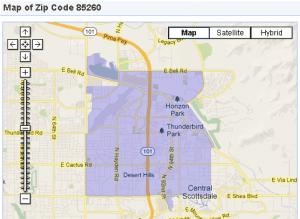 Scottsdale Real Estate 85260