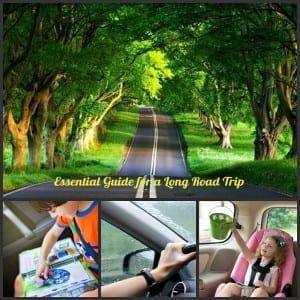 Essential Guide for a Long Road Trip