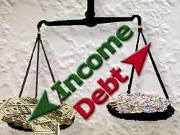 Income Dept Ratios