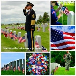 Memorial Day: Remember Our Fallen Soldiers 2014
