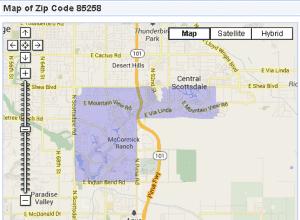 Scottsdale Real Estate 85258