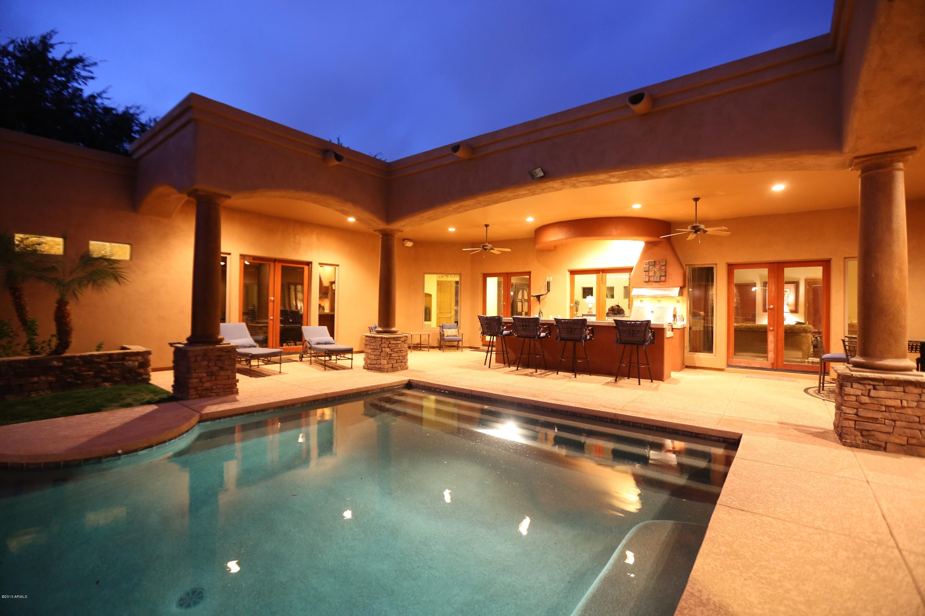 Houses for sale in scottsdale arizona scottsdale real for Real house