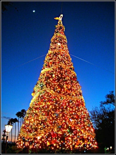 Fairmont's Annual Tree-Lighting Ceremony and More