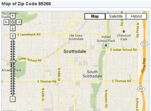 Scottsdale Real Estate 85266