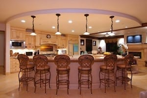 Kitchen Island Lighting