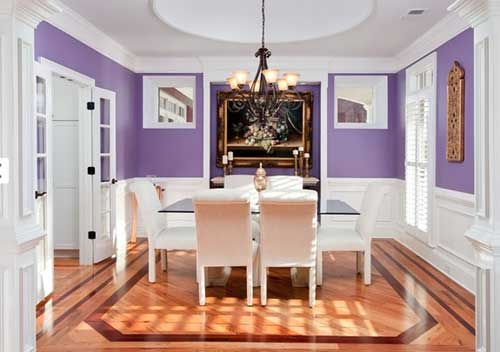 Formal Dining Area - Luxury Valley Homes