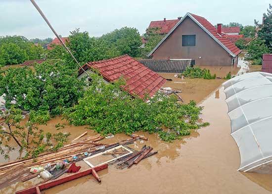 Properties in Flood Zones
