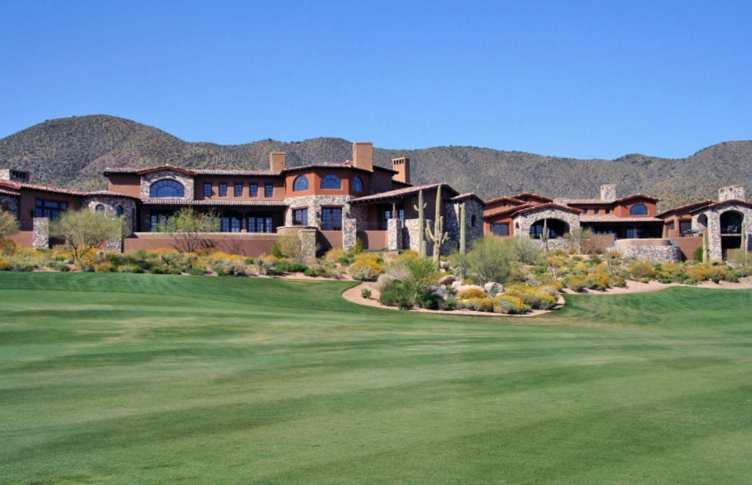 Scottsdale real estate arizona for Executive ranch homes
