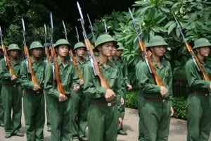 Vietnam War Part I of IV