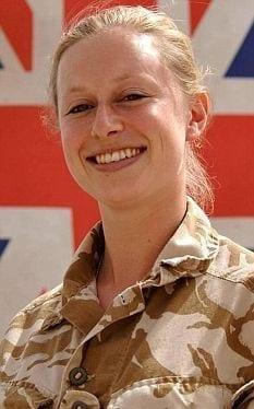 Cpl. Sarah Bryant