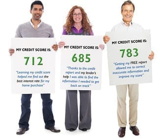 Want to see your credit score for Free? Look here