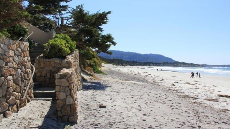 Pebble Beach Golf Beach Front Property $37.5 Million