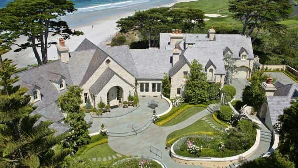 Pebble Beach Golf: Beach Front Property $37.5 Million ...