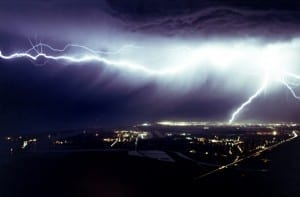 Scottsdale Real Estate Arizona: Lightning Safety