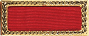 Army Meritorious Unit Citation Ribbon - DAGO 672-3