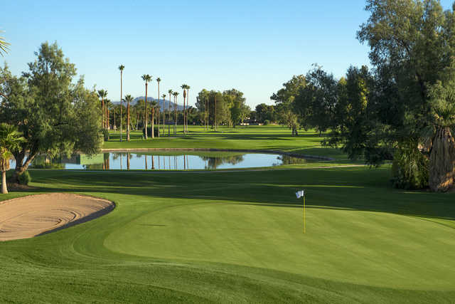 Chandler Real Estate Arizona - San Marcos Golf Resort