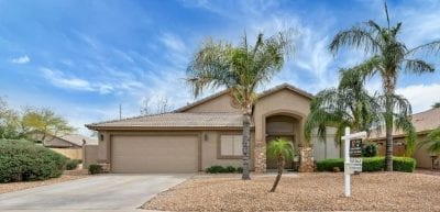 Sonoran Springs 4 Bedroom Home Mesa 85212