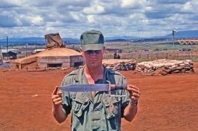 Jeff Daley - Camp Holloway Vietnam