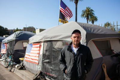 Homeless Veterans – No Man Left Behind